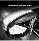 For Nissan Model Carbon Fiber Mirror Rain Visor Smoke Guard Exterior Accessories