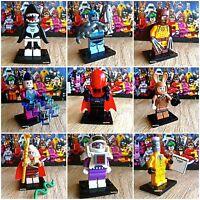 71017 THE LEGO BATMAN MOVIE Red Hood Eraser King Tut VILLAINS 9 Minifigs SEALED