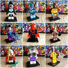71017 THE LEGO BATMAN MOVIE Red Hood Eraser King Tut VILLAINS 9 Minifigs SEALED