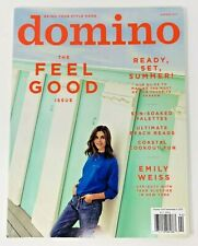 Domino Magazine Summer 2017 Bring Your Style Home The Feel Good Issue