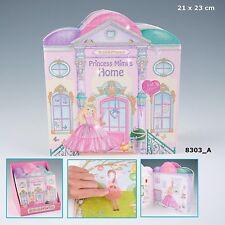 NUOVO My Style Princess Mimi's Home Adesivo LIBRO
