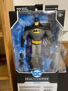 Mcfarlane Batman Animated Series Action Figure