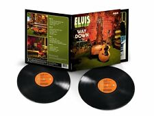 Elvis Presley Way Down In The Jungle Room 40th anny 150g vinyl 2 LP gatefold