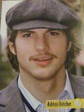 Ashton Kutcher, Full Page Pinup