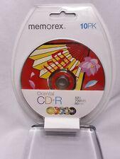 MEMOREX Oriental CD-R 10PK