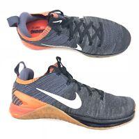 Nike Metcon DSX Flyknit 2 Mens Training Shoe Black Hyper Crimson