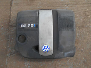 VW POLO MK6 1.4 TDI 2004 ENGINE COVER *FREE UK DELIVERY