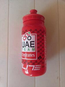 Original Trinkflasche World Tour Team UAE Emirates Tadej Pogacar Tour 2020