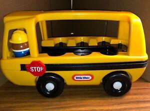 vintage little tikes school bus