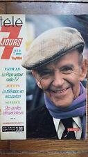 Télé 7 jours 971, 1979, Fred Astaire cover, Garcimore, Jean-Paul 2,