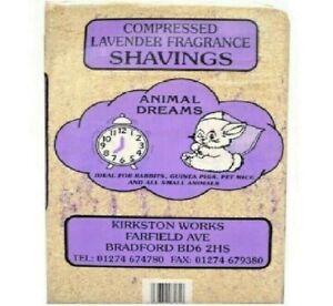 LAVENDER SHAVINGS animal dreams scented animals rodents bedding bp pets flooring