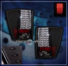 2005-2006 JEEP GRAND CHEROKEE LED ALTEZZA TAIL BRAKE LIGHTS REAR LAMP BLACK SET