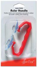 NUOVO | Sew Easy er900 | Quilters Righello maniglia con ventose | Spedizione Gratuita
