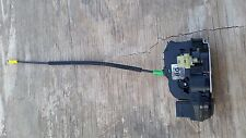 2011 CADILLAC SRX REAR RIGHT POWER DOOR LOCK ACTUATOR LATCH