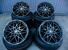 19 Zoll MAM B2 5x120 bronze für BMW M Performance Paket F10 F11 F30 M4 CLS M3