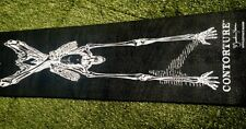 Contorture® Goth Skeleton Yoga Mat by Jonathan Nosan