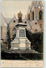 53247576 - 5503 Ellrich Kirche Kaiser Friedrich-Denkmal Bahnpost Nordhausen Zug