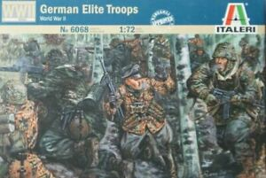 Italeri 6068 German Elite Troops WWII 1/72