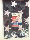 USA American Flag w/ Grommets, polyester -  3 X 5'. SEALED