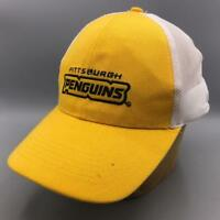 Pittsburgh Penguins Trucker Mesh Cap NHL Hockey Hat