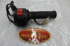 Moto Guzzi Breva V 750 C'Est à Dire Interrupteur Unit Re.gasgriff #R3700