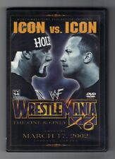 WWF - WrestleMania 18 (DVD, 2002)