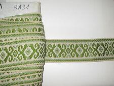 3,40+10,30 METRES DE GALON ANCIEN PASSEMENTERIE DE LYON/FRENCH TRIM/N°MA31