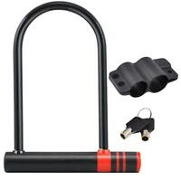 D Lock Bike Lock Bicycle Lock Cycle Lock Shackle Lock U Lock Heavy Duty