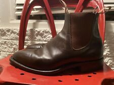 Men's RM Williams Boots 9H - Brown