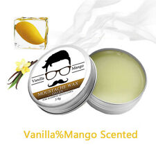 30g Natural Beard Oil And Balm Moustache Wax For Styling Salon Gifts# S4Y2