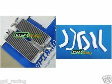 Honda XR650 XR650R XR 650R 00-07 01 02 03 04 05 06 aluminium radiator +WHI hose