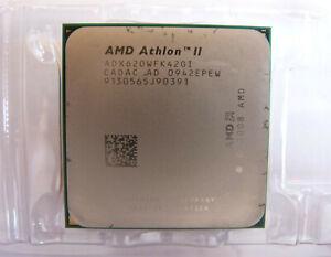 AMD Athlon II X4 620 - 2,6 GHz Quad-Core (ADX620WFK42GI) CPU ; Prozessor