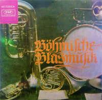 Böhmische Blasmusik Řídí Jindrich Bauer*, Kar LP Album Vinyl Schallplatte 176737