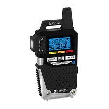 810-163TWR La Crosse™ NOAA Weather Alerts & AM/FM Radio with LED Flashlight
