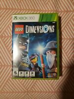 LEGO Dimensions - Xbox 360 Game - Complete & Tested GAME ONLY NO TOY PAD