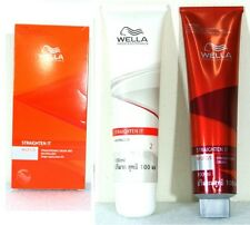 100 ml. Wella Professional Wellastrate Hair Straightener Kit Mild C/S + Tracking