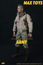 1/6 MAX TOYS Fury Brad Pitt American Tank Troops Clothing Army Amry A99 Maxtoys