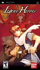 The Legend Of Heroes: A Tear Of Vermillion  PSP Game Only