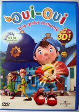 DVD Oui-Oui - Et le grelot enchanté - 1H20mn