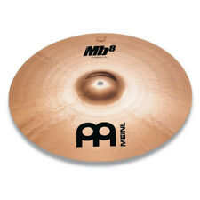 "Meinl DISC MB8 18"" Medium Crash Brilliant Finish Cymbal"