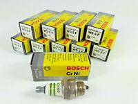 1x BOSCH Spark Plug WS6F 0241240601 CrNi 0,5mm GAP