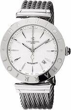 Charriol Men's Alexandre C Stainless Steel Swiss Automatic Date Watch ALAS51A001