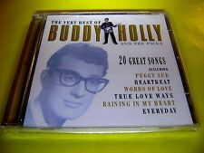 BUDDY HOLLY AND THE PICKS - THE VERY BEST OF 20 GREAT SONGS eBay Shop 111austria