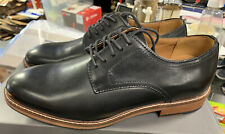 Nordstrom Mens Black Leather Lace Up Dress Shoes Sz 10.5 RN58665 CA57963