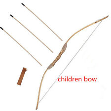 Wooden Bow And Arrow In Recurve Bows For Sale Ebay