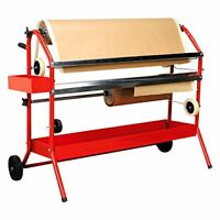 """2 ROLL TREE UP TO 18"""" NEW PAINTERS MASKING MACHINE PAPER  TREE"""