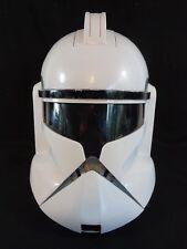 Star Wars 2008 Storm Troopers Helmet Mask Talking Voice Changing Hasbro