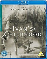 Ivan's Childhood [Bluray] [DVD]