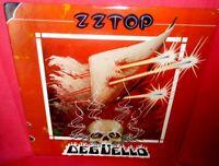 Z Z TOP Deguello LP USA 1973 MINT- First Pressing Inner TOP!!!!!!!