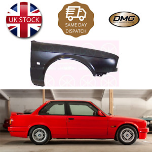 BMW 3 Series E30 (1983-1994) Saloon & Touring - Front Wing O/S RIGHT side